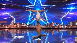 Britain's Got Talent 2019 Dust in the Wind Full Audition S13E06
