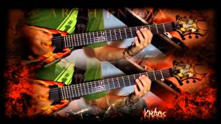 Arch Enemy - Bloodstained Cross (Guitar Cover)