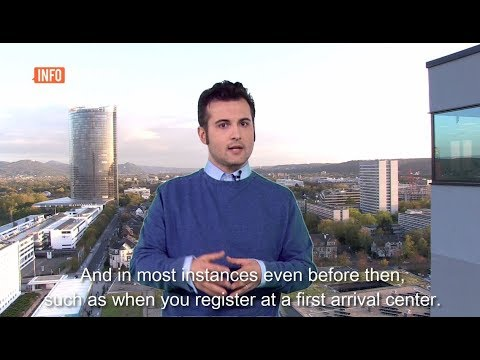 Fact check: Fingerprinting of asylum seekers in the EU