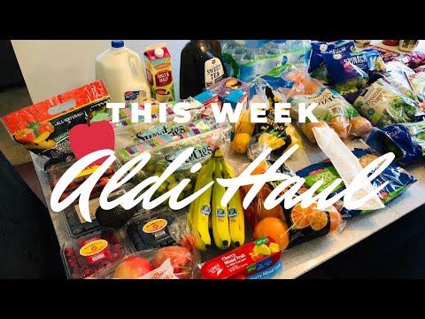 Aldi Grocery Haul with PRICES 🤑 Aldi Saving Me Money 🤑