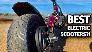Best Electric Scooters in 2019? ZERO 8 & 9 Review