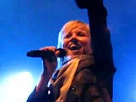 Ilse DeLange - The lonely one - De Doolhof (Tegelen)10-05-08
