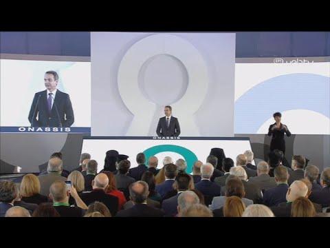 Ομιλία Κ. Μητσοτάκη στην εκδήλωση για την έναρξη κατασκευαστικών εργασιών του ΟΜΕΚ
