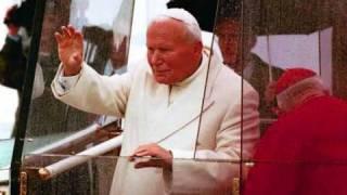 Szukałem was - Litania do Jana Pawła II