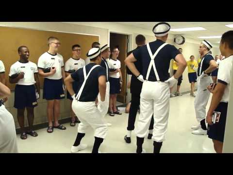 FUNNY - OMG by 11 company plebes class of 2014.MP4