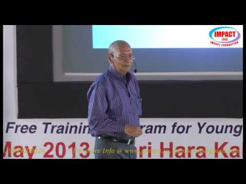 Skills|Subbarao|TELUGU IMPACT Hyd 2013