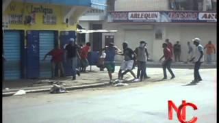 preview picture of video 'Capotillo Enciende en huelga por Reofrma Fiscal'