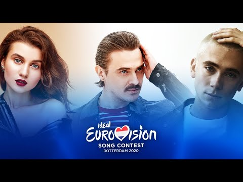 Ideal Eurovision 2020 - 1 Semi-Final (My Version)