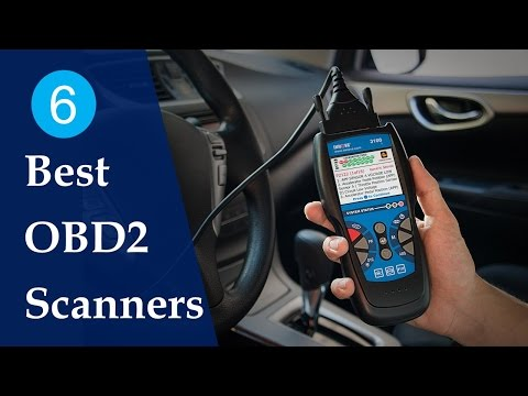 Best OBD2 Scanners 2017 Tool Review (reads ABS,SRS Airbag)