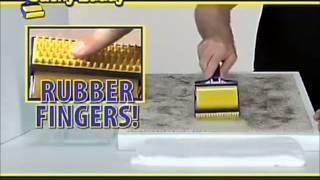 Rouleaux adhésifs nettoyant pour toutes surfaces