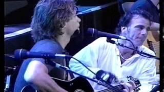 Bon Jovi - I'd Die For You acoustic (Yokohama 1996)