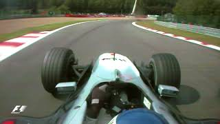 Hakkinen Battles Schumacher At Spa | 2000 Belgian Grand Prix