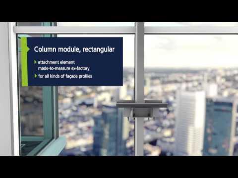 Katherm modular system