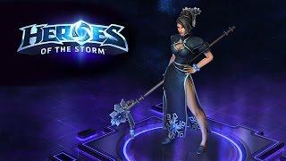 Джайна окольцовывает - Лига героев в Heroes of the Storm