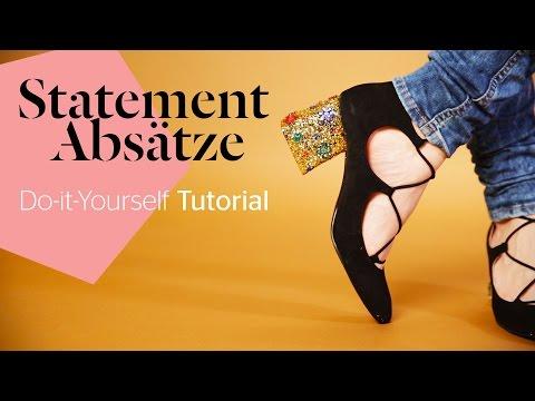High Heels extrem cool aufpimpen » Die ultimativen Statement Absätze » Fashion Tutorial | Stylight