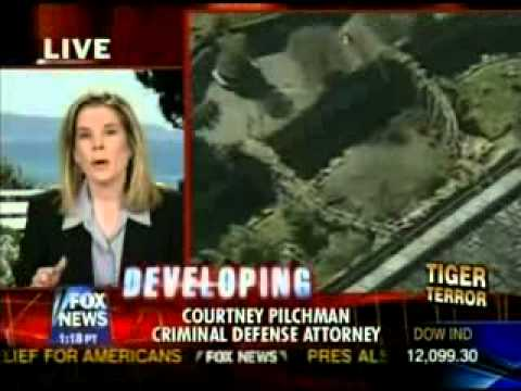 Courtney Pilchman Discusses the San Francisco Zoo Tiger Mauling on Neil Cavuto