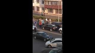 дорожный бой -Астана