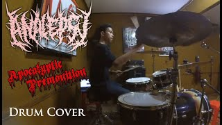 Analepsy Drum Cover - Apocalyptic Premonition