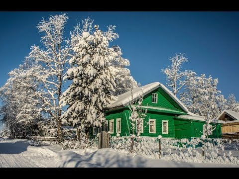 Нашли дом в деревне. Вариант №3. Обзор участка, дома, бани и хозпостроек.