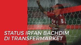 Status Irfan Bachdim di Transfermarket Berubah, Ini Penjelasan CEO Bali United