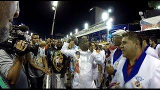 Esquenta União da Ilha - Desfile 2015