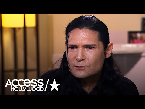 , title : 'Corey Feldman Claims Hollywood Has Another Dirty Secret: Pedophilia | Access Hollywood'