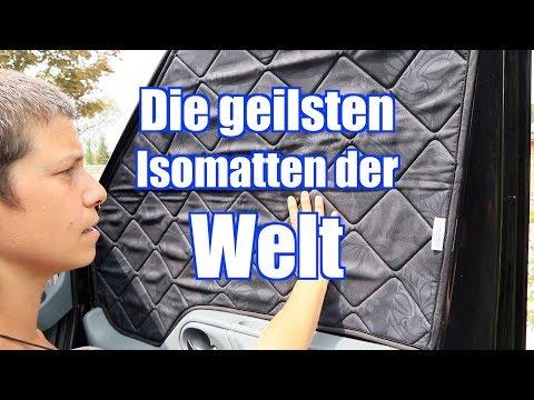 Isomatten Project Camper | Werbung für geiles Zeug