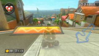 [MK8 Former World Record] Toad Harbor - 1:58.914