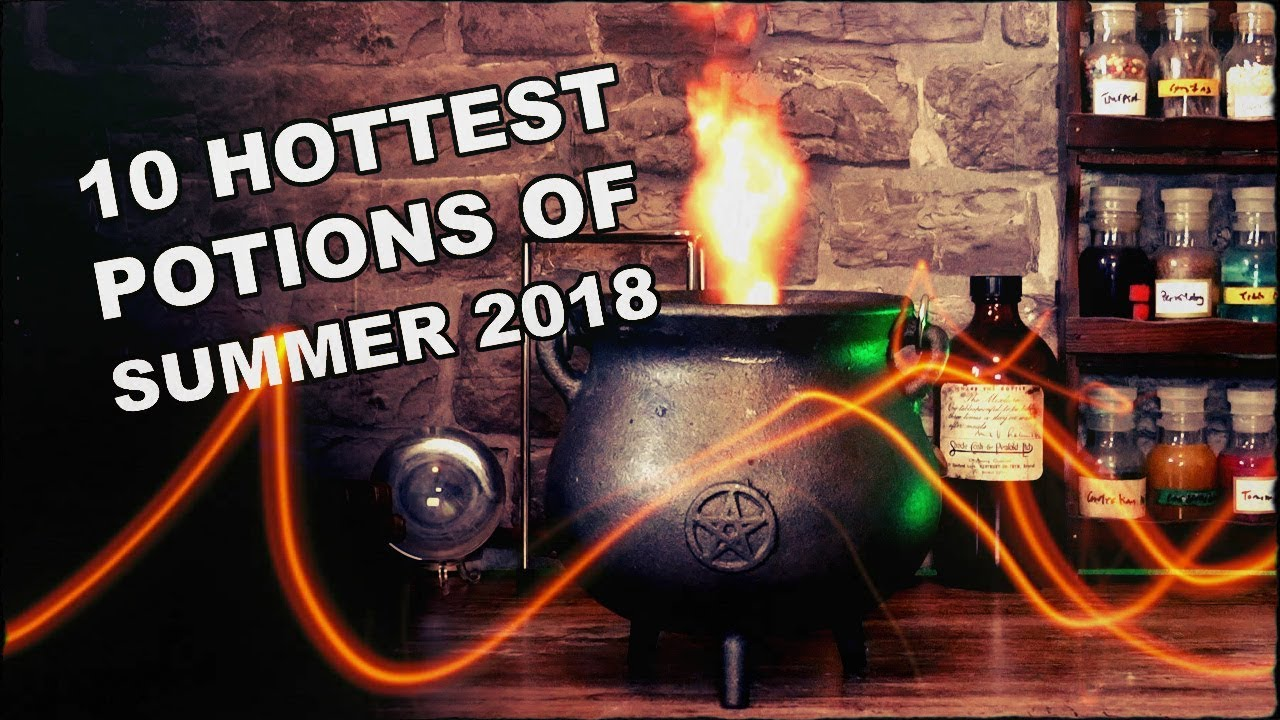 10 Hottest Higgypop Potions For Summer 2018