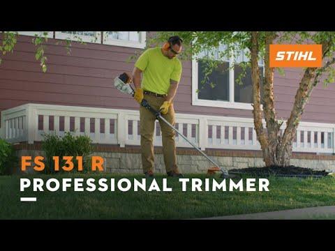 Stihl FS 131 in Greenville, North Carolina - Video 1
