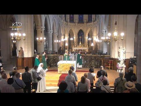 Messe du 5 septembre 2021 à Saint-Germain-l'Auxerrois