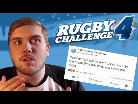 Latest News On Rugby Challenge 4!
