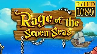 Rage Of The Seven Seas Game Review 1080P Official Unalis Tech Strategy 2016