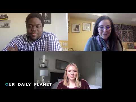 Interview of the Week, Justin Onwenu, EJ Community Organizer in Detroit
