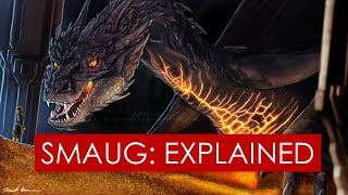 Download Youtube: Tolkien's Dragons: Smaug EXPLAINED l Beowulf & Fafnir [Lord of the Rings l The Hobbit]