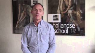 Artistic Director of Dutch National Ballet Ted Brandsen talks about their performances in NCPA