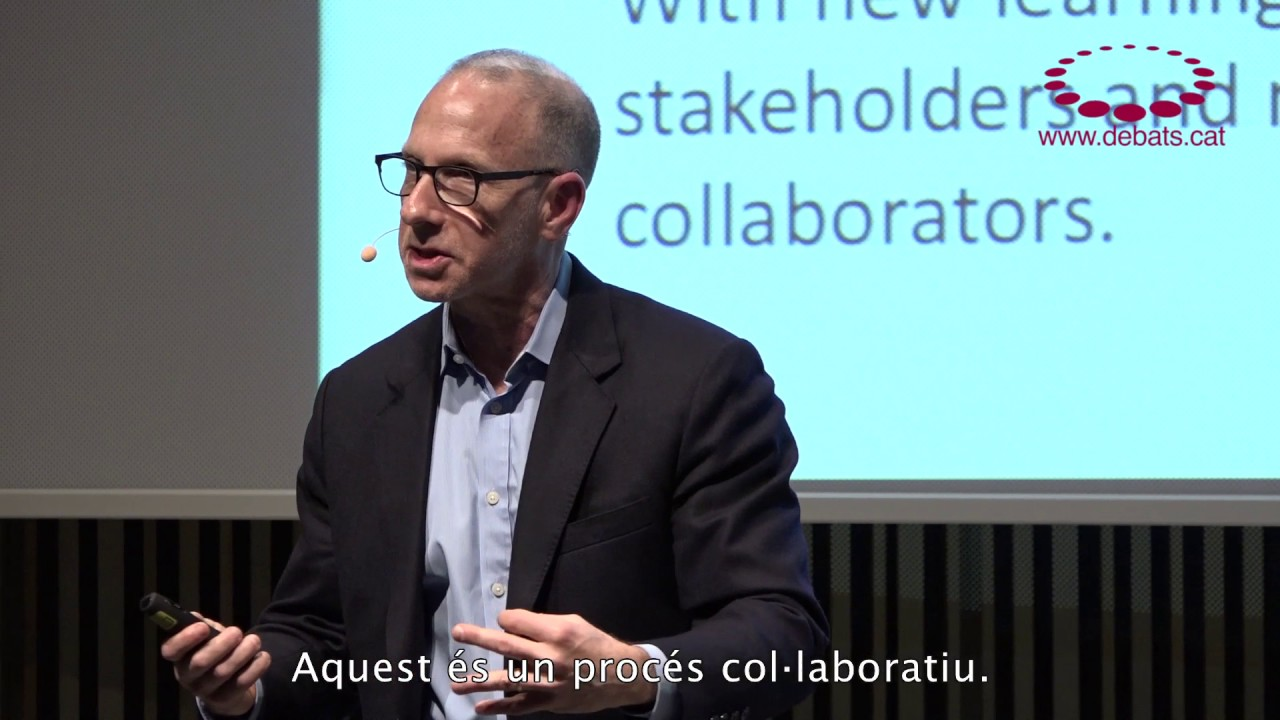 Steven Hodas – Com connectar el mercat tecnològic educatiu amb els docents perquè sigui útil (resum)
