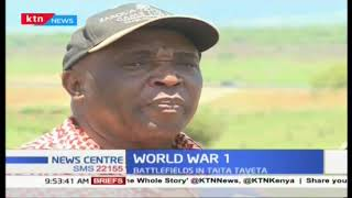World war one : War Field of Taita taveta