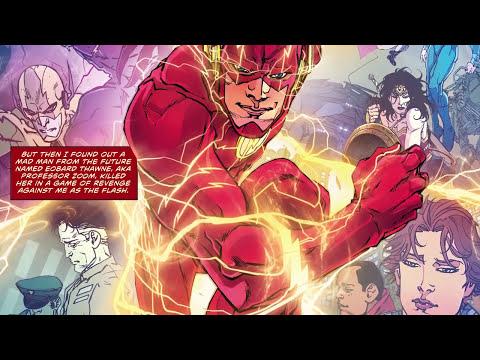 The Flash Rebirth Vol 1: Flash vs Godspeed
