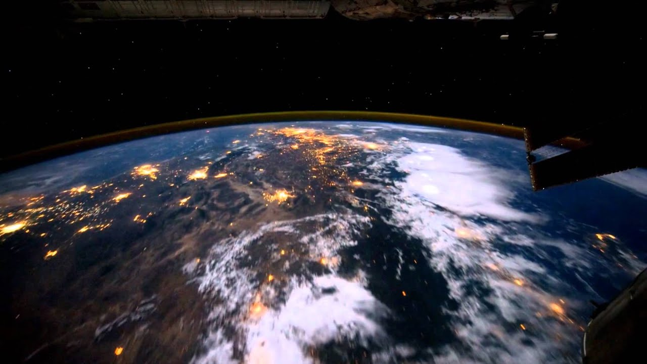 This Video Is The Most Astonishing View Of Earth I've Seen