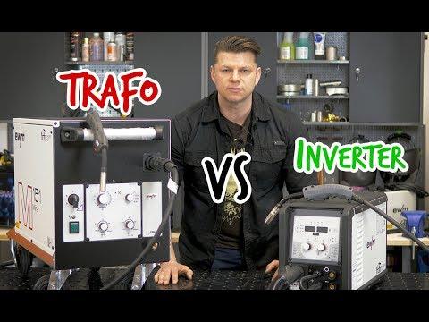 Trafo Vs Inverter - Schweißgerät Vergleich