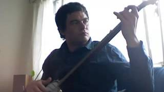 Cripple Creek from Pete Seeger's How to play the 5-string Banjo