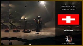 Michael Jackson Live In Basel 1997: Dangerous - HIStory Tour