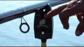 Комплект электронные сигнализаторы поклевки для фидера