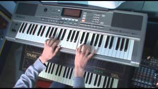 Der Weinende Hadnur (Burzum keyboard cover)