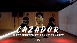 Cazador - Matt Hunter ft Lenny Tavarez || Coreografia de Jeremy Ramos