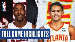 HEAT at HAWKS | FULL GAME HIGHLIGHTS | February 20, 2020