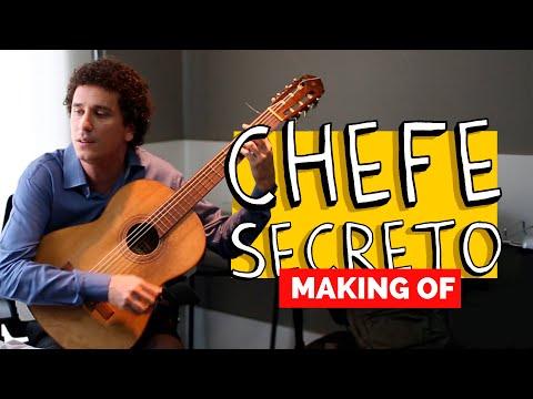 MAKING OF - CHEFE SECRETO