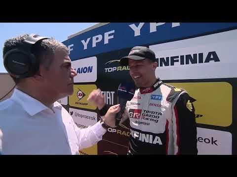 Podio TopRace y TopRace Series 11° fecha 2019 Concordia