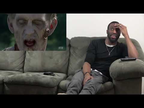 REACTION to The Walking Dead SEASON 8 Ep. 4